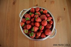 truskawki strawberries