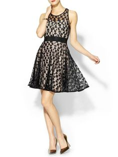 MILLY Sleeveless Sweetheart Dress | Piperlime
