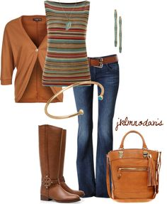 """All about the shirt"" by jklmnodavis on Polyvore"