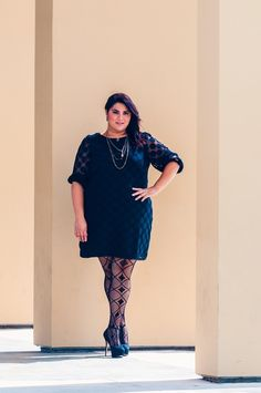 Love those tights from torrid