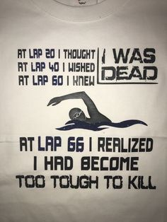 Cute Sayings For Shirts, Funny T Shirt Sayings, Funny Tshirts, Funny Quotes, Quote Shirts, Funny Swimming Quotes, Meme Shirts, Swimming Funny, Swim Team Quotes