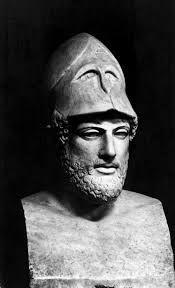 Pericles el estadista también era mi amigo.