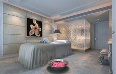 SPA VIP Room Interior Design Picture