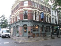 The site of The Coleherne, a notorious gay leather bar Earls Court London, England, United Kingdom, Gay, Architecture, Leather, London, Arquitetura, English