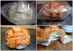 PAN EN BOLSA DE ASAR FUSSIOCOOK: Amasar 250 g de agua,20 g de aceite,20 g de levadura prensada fresca,500 g de harina de fuerza,1 cdita de sal .Meter la bola dentro de una bolsa de asar y cerrar . Seleccionar el menú PAN 40 min. con la válvula en posición abierto,  cuando acabe sacar el pan de la bolsa y si queremos dorar un poco más la otra cara del pan, dar la vuelta, seleccionar nuevamente el mismo menú y temperatura 15 mn.