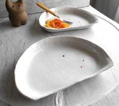 ルレット パスタ&カレー皿
