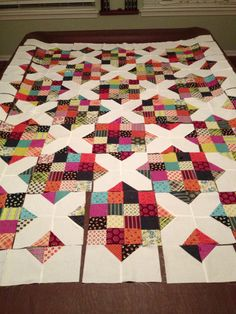 [free] pattern from England Street Quilts in Chicopee This would be cute in denim & colored flannel Jellyroll Quilts, Scrappy Quilts, Easy Quilts, Flannel Quilts, Quilt Block Patterns, Quilt Blocks, Heart Quilt Pattern, Quilting Projects, Quilting Designs