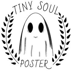 Really love what TinySoulPoster is doing on Etsy.