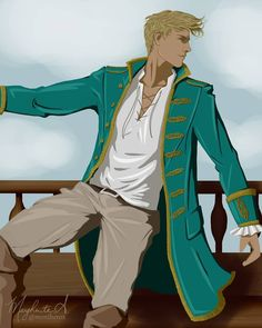 """starshipstories: """"montherox: """" Welp… I'm trashing this one. It's supposed to be Nikolai Lantsov from the Grisha Trilogy, by I keep botching his head. Character Concept, Character Art, Character Design, Book Characters, Fantasy Characters, Fanart, The Darkling, The Grisha Trilogy, Six Of Crows"""
