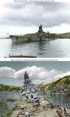 Japanese Cruisers