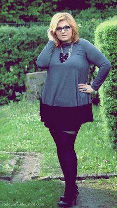 My saturday evening outfit!  #plussize #curvy #curves #fatshion   http://conquore.blogspot.de/2013/06/saturday-evenings.html