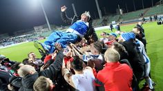 Je to tááám. Janko Kozák to dokázal a my vieme, čo za tým stojí! Soccer, Wrestling, Lucha Libre, Futbol, Soccer Ball, Football