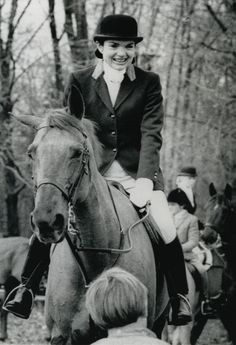 A Fox Hunt on Thanksgiving, 1976