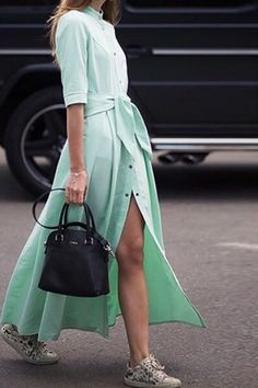 seafoam ombre   @andwhatelse