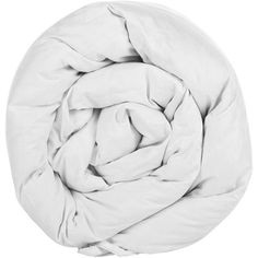 The Fine Bedding Company Platinum European Goose Down Duvet - Super... ($525) ❤ liked on Polyvore featuring home, bed & bath, bedding, comforters, fillers, fillers - white, accessories, items, white and magazine