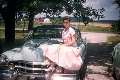 Fort Wayne, Indiana, 1955.