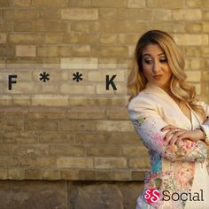 Do you use swear words on your content? What about when posting for clients? Let me know your thoughts. Social Media Tips, Knowing You, Content, Let It Be, Thoughts, Words, Beauty, Beleza, Cosmetology