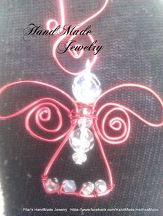 Bisuteria Hecho a Mano - HadMade Jewelry: Angel -Christmas Tree ...