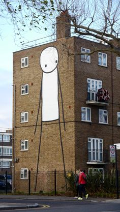 Stik in London
