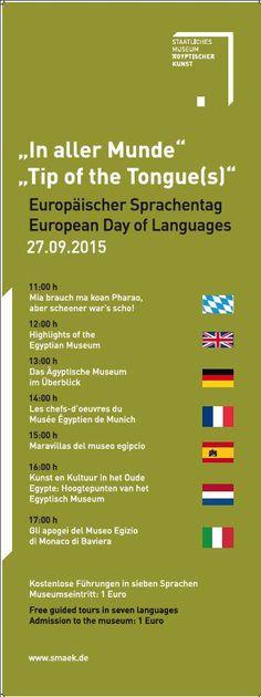 Europäischer #Sprachentag! Wir sind dabei! Du auch?