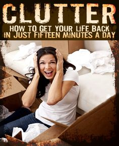 How to Clear Clutter and Get Your Life Back | Do you find yourself buying stuff you just don't need | dejunk