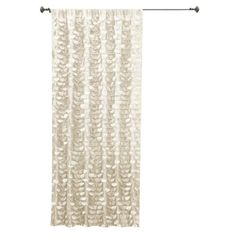 Lillian Curtain Panel - sweet and delicate