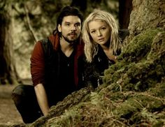 Primeval - Connor and Abby