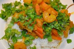 Prawn Curry, Recipes