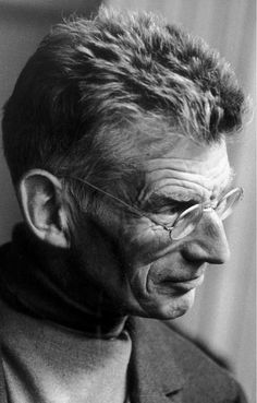 Samuel Beckett Paris, France Nobel Prize for Literature, Drawing The Human Head, Famous Portraits, Portrait Photography Men, Samuel Beckett, Writers And Poets, Sketch Inspiration, Face Expressions, Male Face, Face And Body