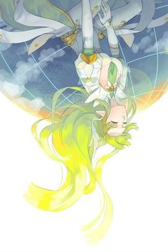 Elsword 2, Fictional World, Demon Girl, Monster Girl, Manga, Sword Art Online, Anime Style, Character Art, Anime Art