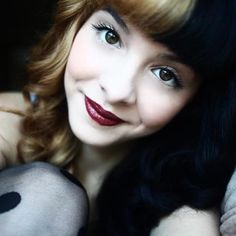 The Voice: Melanie Martinez, ok so my friend hannah thinks I look like her but I think it's just because our hair is half and half...