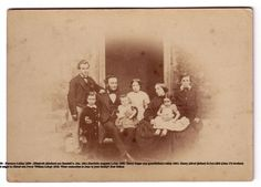 Jane Collcutt's brother and family