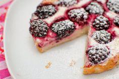 Fit Veronika: Tvarohový koláč bez mouky Detox, Raspberry, French Toast, Low Carb, Baking, Fruit, Breakfast, Food, Low Carb Recipes