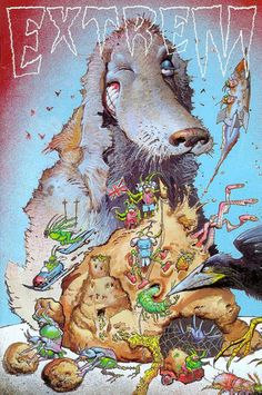 Extrem Illustrated #2 Variant Edition