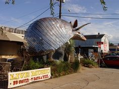 Goode's Armadillo Palace - Houston, TX.