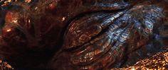 First look at Benedict Cumberbatch's Smaug from 'The Hobbit' sequel? Hobbit Dragon, Smaug Dragon, O Hobbit, Dragon Eye, Clay Dragon, Fire Dragon, Ian Mckellen, Thranduil, Legolas