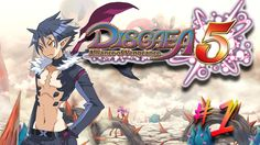 Disgaea 5: Alliance of Vengeance (PS4) | Killia and Seraphina | Part #1