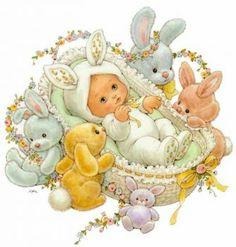 Bunnies (81 pieces)