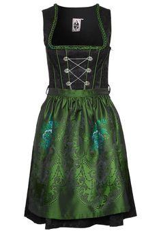 Cocktailkleid / festliches Kleid - grün