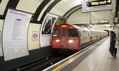 london underground platform route information - Поиск в Google
