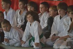 Открытый чемпионат города по Айкидо фото №4154