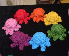 Crocheted Octopus by BooMakesThings on Etsy