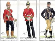 Duncan´s 20mm Colonial Modelling: British in Zululand, NWF, South Africa, Sudan & Newline announcement