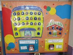 Escuela con Vida Preschool, Games, School, Ideas, Attendance, Classroom, Beehive, Board, Kid Garden