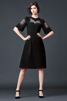 myfashion_diary: Женская коллекция Dolce&Gabbana осень-зима 2014-2015