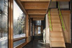 Gallery of Kicking Horse Residence / Bohlin Cywinski Jackson + Association with Bohlin Grauman Miller Architects - 12