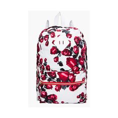 Trade In Your Purses For Chic Backpacks ❤ liked on Polyvore