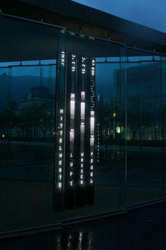 public design, useful design, watch, thermometer, design, architecture