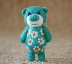 haha totally just thought of the care bears...that would be a cute idea.