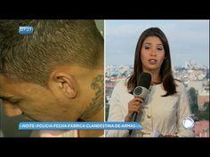 Polícia descobre fábrica clandestina de armas em Belo Horizonte MG